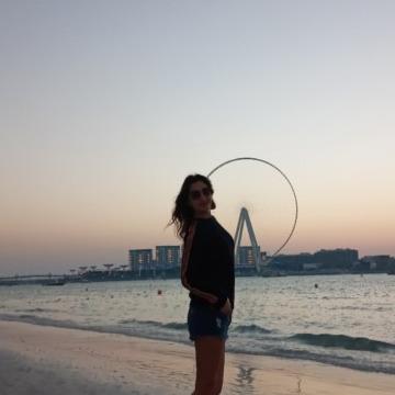 Laila, 28, Dubai, United Arab Emirates