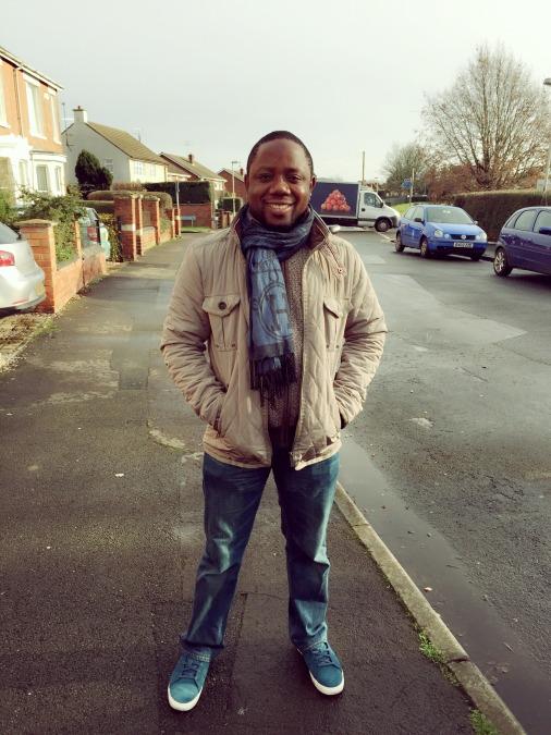 OYELADE AKEEM ABOLAJI, 37, Abuja, Nigeria