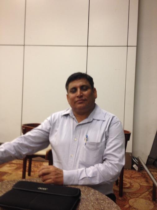 SURINDER THAPPA, 43, Jammu, India