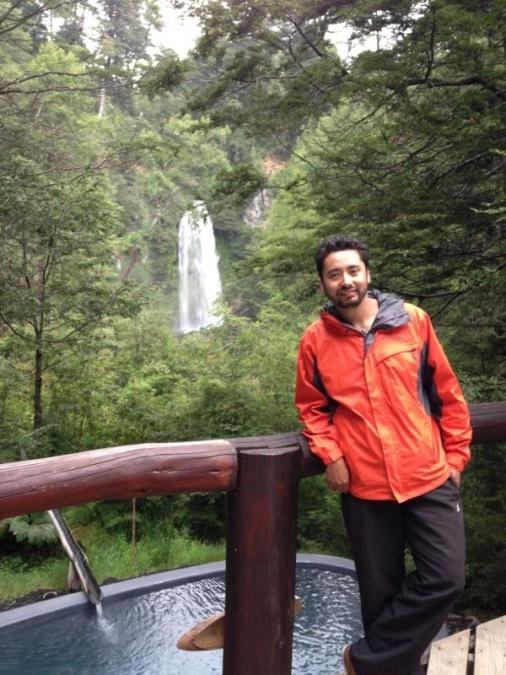 Jorge Zambrano, 35, Santiago, Chile