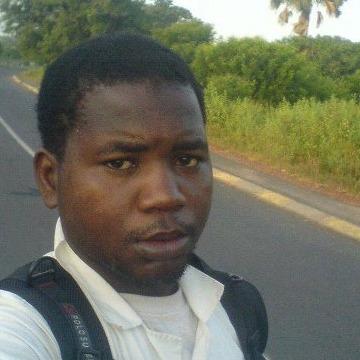 mbaye, 41, Banjul, The Gambia