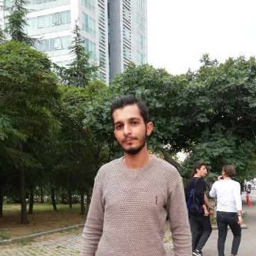 Ghaith, 24, Istanbul, Turkey