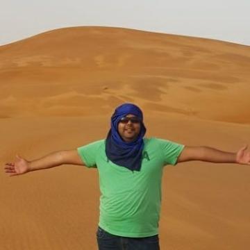 Ayoub Khoubbana, 28, Tangier, Morocco
