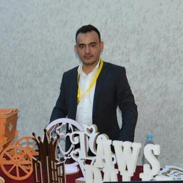Haider, 39, Basrah, Iraq