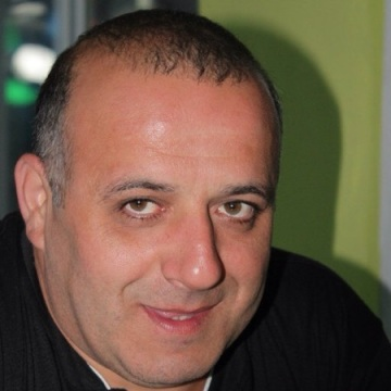 Kakha Kobiashvili, 44, Tbilisi, Georgia