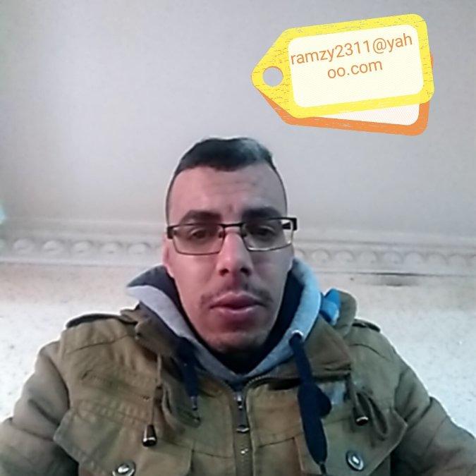 Ramzy Ali, 39, Relizane, Algeria