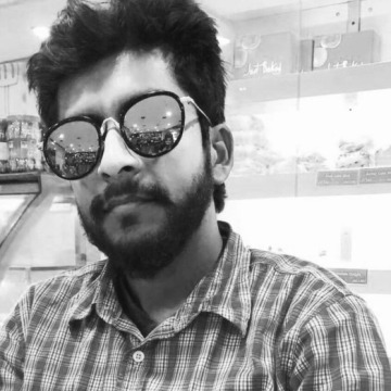 Tilak Chowdhury, 34, Calcutta, India