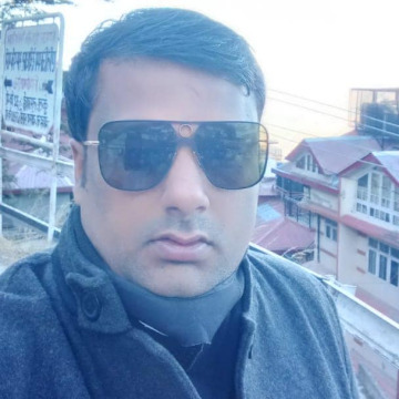 Ashish Sethi, 30, Chandigarh, India