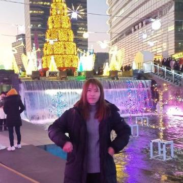 Phanlam Roj, 24, Seoul, South Korea