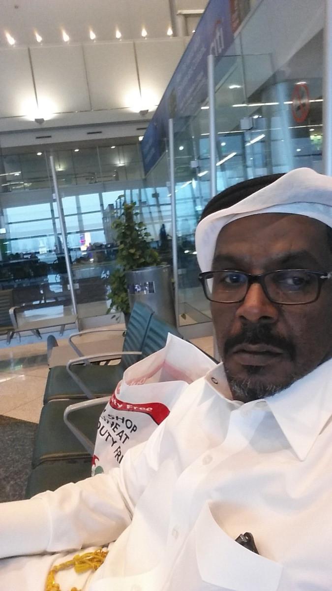 Bu Talila Budawas, 55, Doha, Qatar