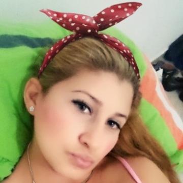 Angie Barbeti, 32, Cali, Colombia