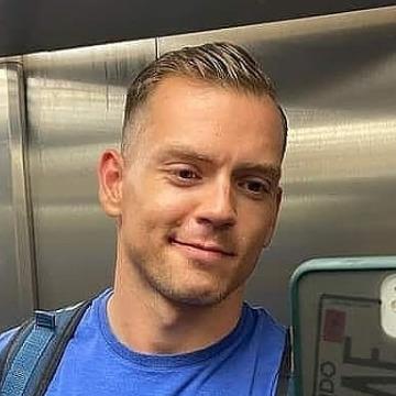 James Kurtis, 34,