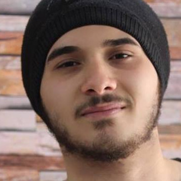 zaki, 21, Algiers, Algeria