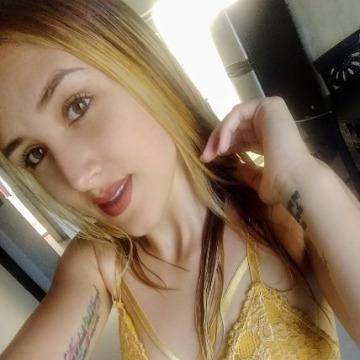 Laura Zapata, 25, Medellin, Colombia