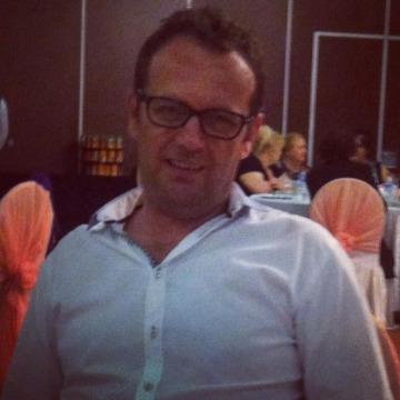 Cemal, 44, Istanbul, Turkey
