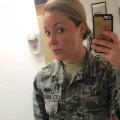 Sgt maya landon, 31, Costa Mesa, United States