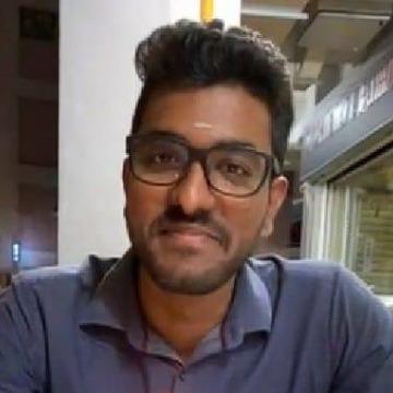 Sriram Avinash, 30, Singapore, Singapore
