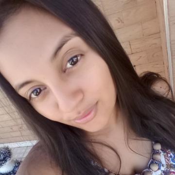 Keila Caicedo, 21, Bucaramanga, Colombia