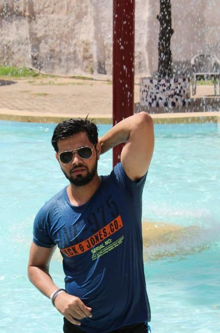 Nikkhil Gupta, 25, Gurgaon, India