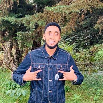 Prince Nasir, 25, Nairobi, Kenya