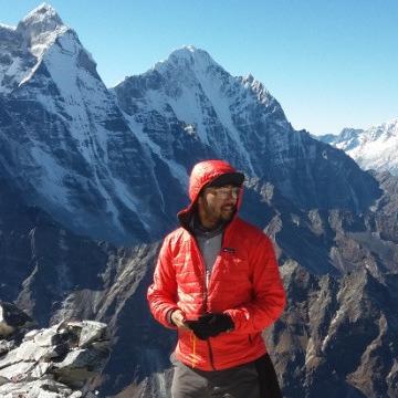 Ajay Shrestha, 32, Kathmandu, Nepal