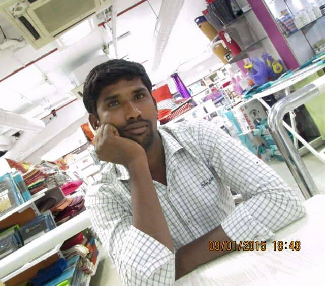 nagaraju, 30, Hyderabad, India
