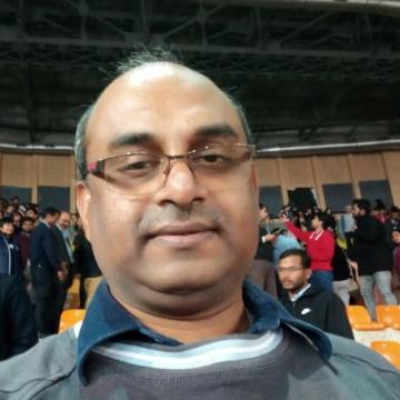 S K Sanju, 45, New Delhi, India