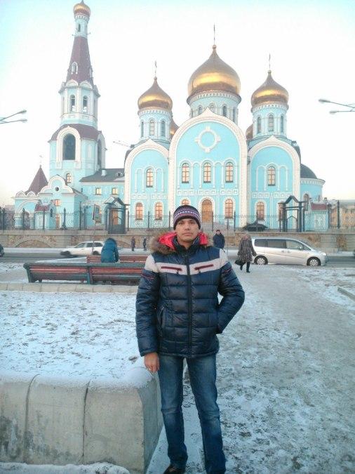 Vyacheslav Sobolev, 42, Ust-Ilimsk, Russian Federation
