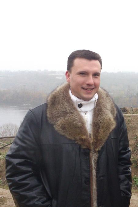Mihail Novikov, 36, Zaporizhzhya, Ukraine