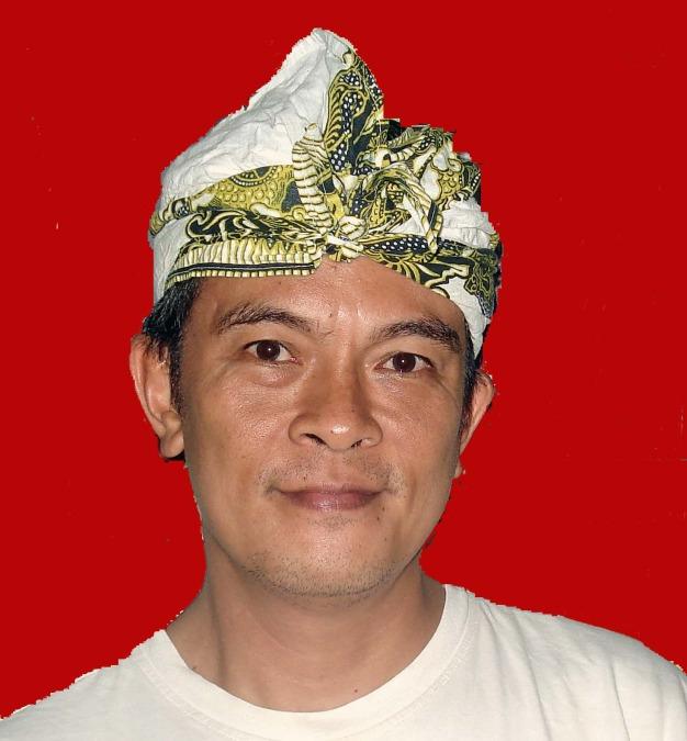 Raden A Sapta P, 56, Denpasar, Indonesia