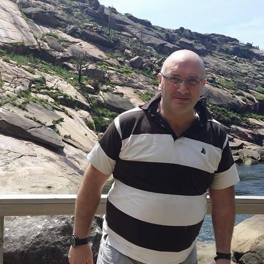 Francisco Manuel Simon Cuadrado, 59, Corunna, Spain