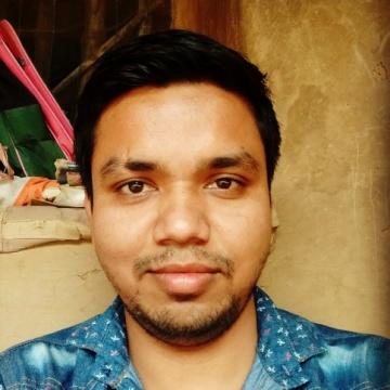 Sandeep Kumar Chowdhury, 34, Ottawa, Canada