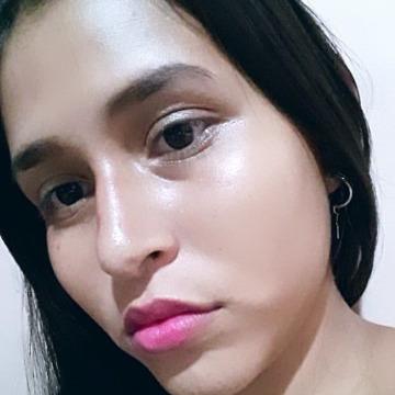 Raquel Silva, 20, Manaus, Brazil