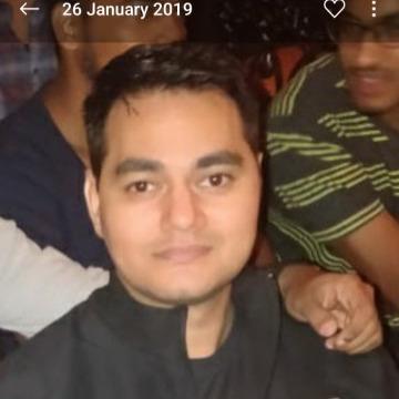 Kunal Ranawat, 34, Mumbai, India