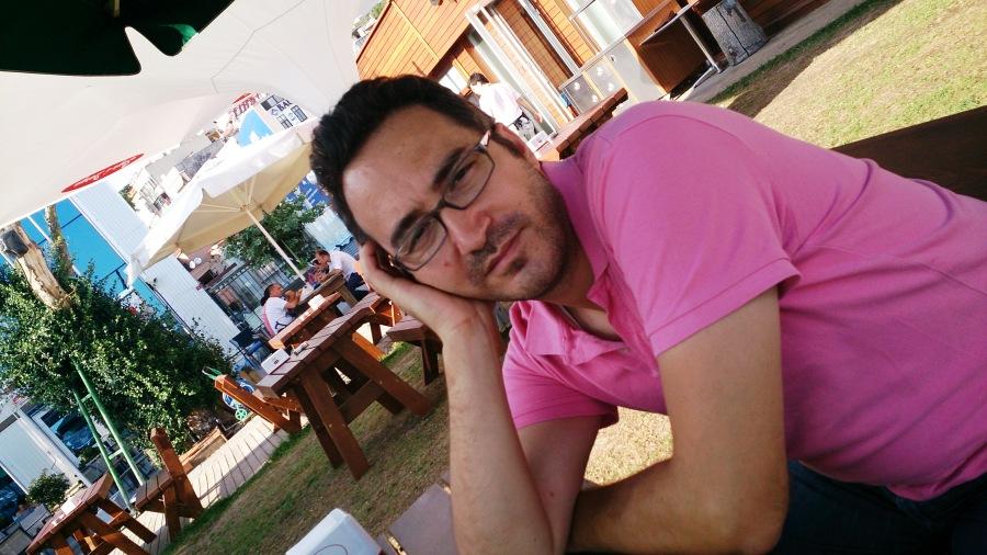 Mehmet özel, 41, Istanbul, Turkey