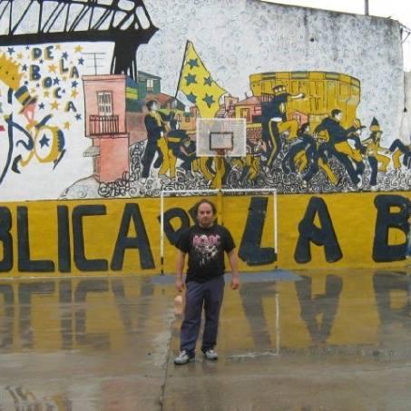 cristian meneses, 47, Santiago, Chile