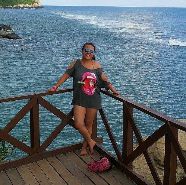 Mabel Gaviria Alzate, 32, Medellin, Colombia