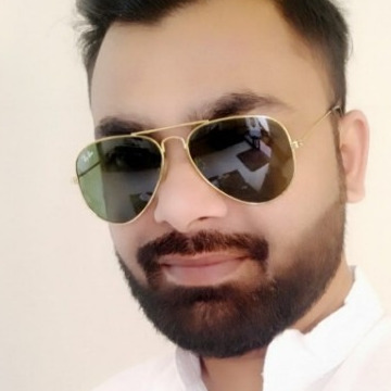 Neeraj Sharma, 32, Pune, India