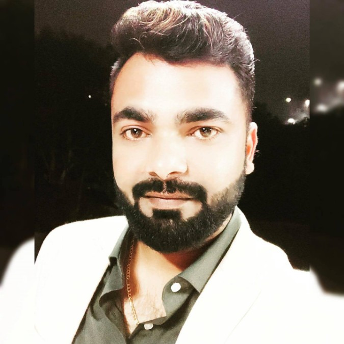 Neeraj Sharma, 33, Pune, India