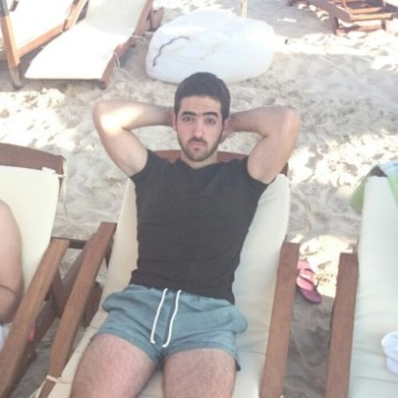 Hasan, 26, Cairo, Egypt