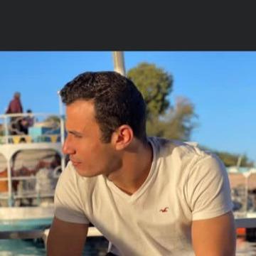 Michael Lamie, 29, Cairo, Egypt