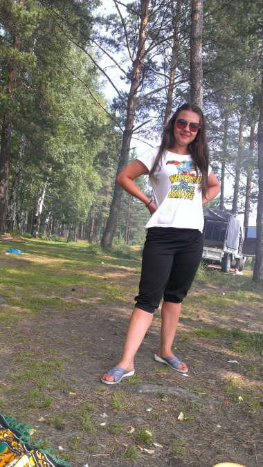 Lyudmila Paxyaleeva, 31, Irkutsk, Russian Federation