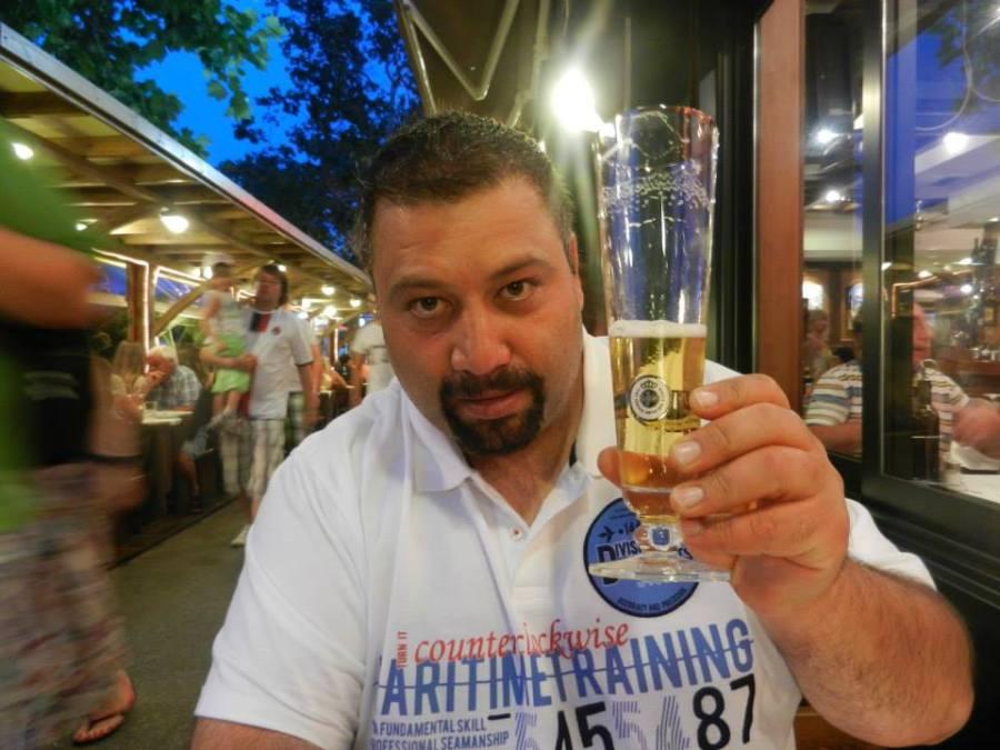 Tiziano, 45, Ludwigsburg, Germany