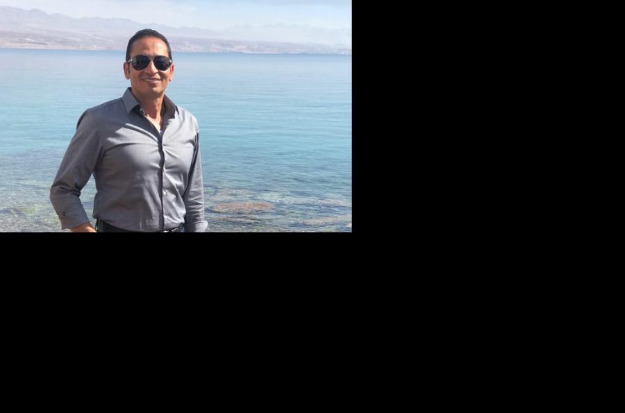 Tamer Mohamed Rashad, 47, Cairo, Egypt