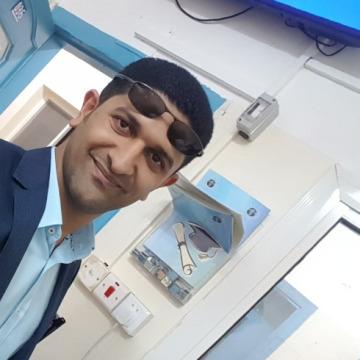 Mohamed Sobh, 39, Jeddah, Saudi Arabia