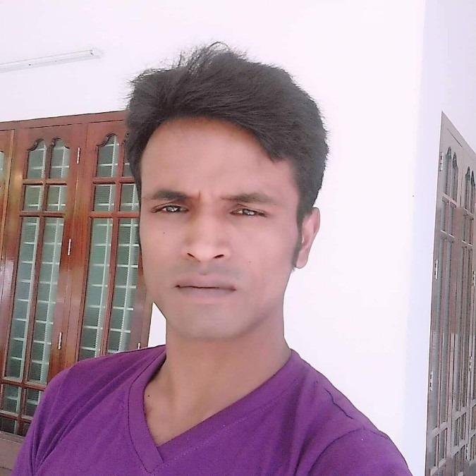 Chandan Kumar, 30, Tirur, India