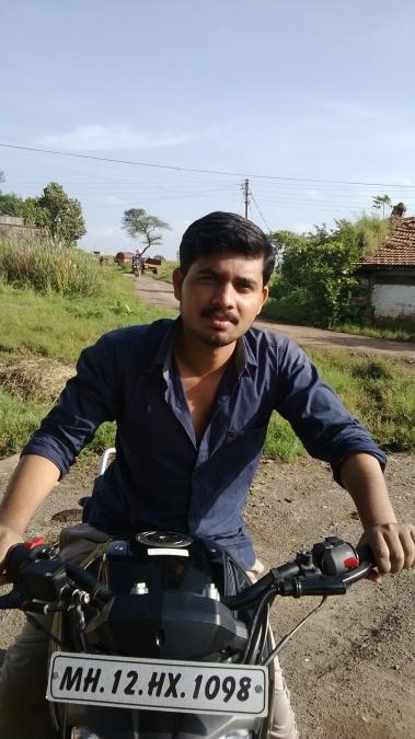 Sagar Salunke, ,