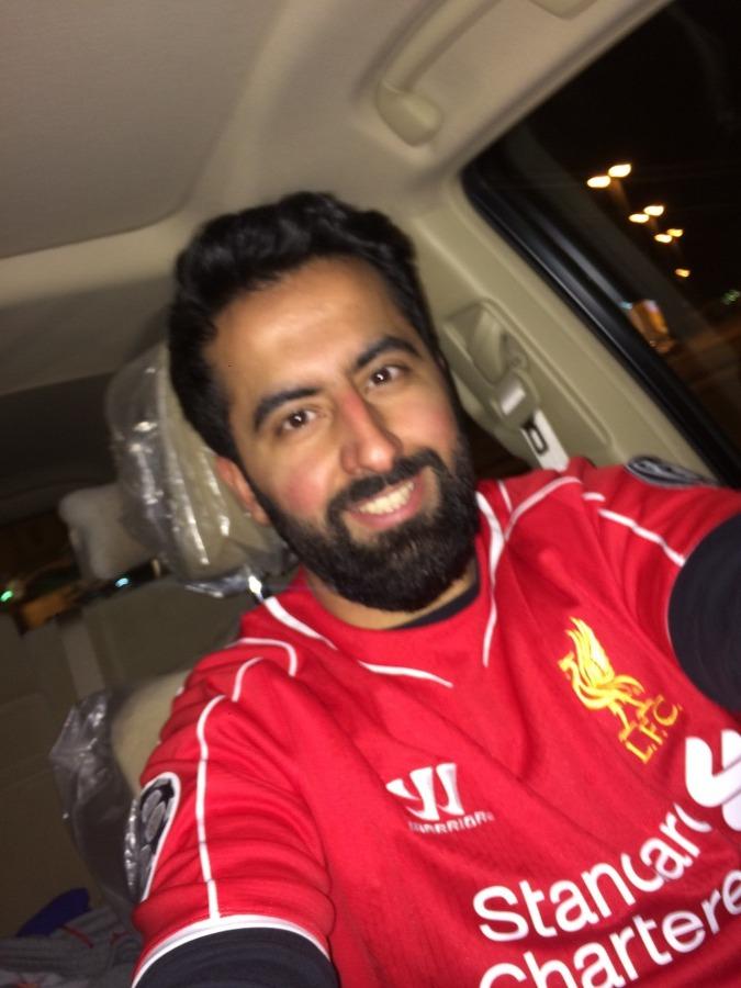 Ahmad Baroon, 31, Kuwait City, Kuwait