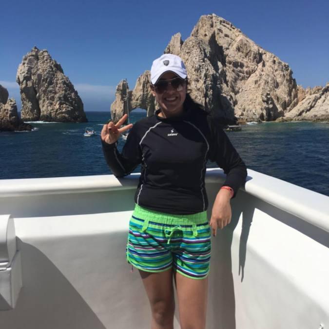 Michelle Miranda, 29, Toluca, Mexico