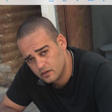 Raed Saad, 33, Tel Aviv, Israel
